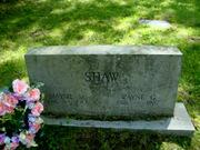 Mayme (Gray) Shaw and Wayne Shaw