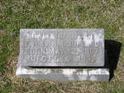 Jewel Coupland Tombstone d_o Frank H. and Bodecie I. Coupland