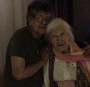 Tia Lucy & My Mother Lucy Garcia-Romero
