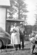 Amie and George Wilbur McPherson