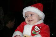 Matthew's First Christmas