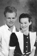 James Burris McPherson & Pearl LaVerne Frendenthaler