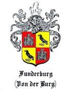 Von Der Burg Family  Crest