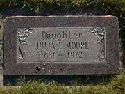 Julia Ellen Moore