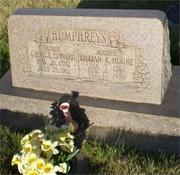 George Edward and Lillian Moore Humphreys
