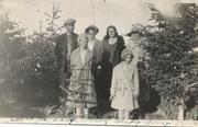 Alfred, Joe, Mary, Dorothy,Gladys, Lomey (Pust)