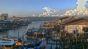 霹雳州 18丁渔港风情