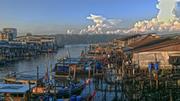 淳朴的18 丁渔港