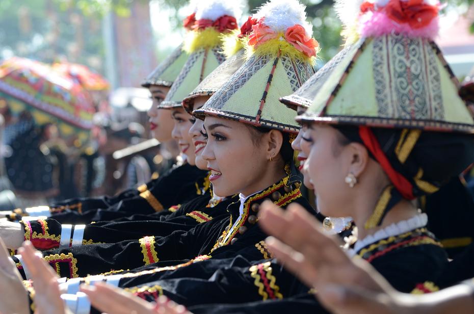 劉富威人文關懷:攝影沙巴豐收節 2018