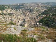Panorama di Modica
