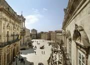 Siracusa Ortigia, piazza Duomo