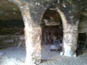 Basilica ipogeica rupestre sotto il Castello Platamone