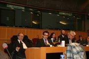 Porcasi al Parlamento Europeo