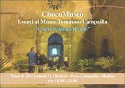 ChocoMuseo. Conversazioni  d'arte e architettura