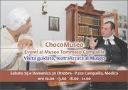 ChocoMuseo. Gli eventi culturali di IngegniCulturaModica nella Kermesse Chocobarocco 2011