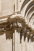 Particolare Convento medievale Santa Maria del Gesù