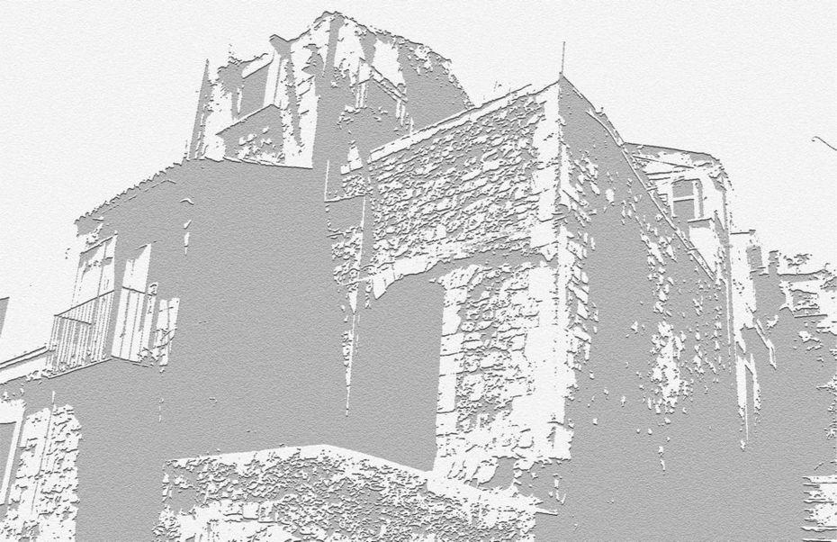 Casa Fortificata, nel Borgo