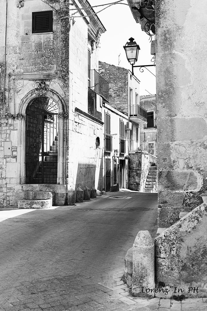 Particolare in via Del Calvario 2016 cm 30x45