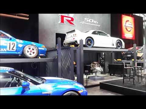 Nissan GT R 50th Anniversary Celebration At the 2019 New York International Auto Show