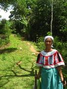 Nanay Ada, the tribe's ritualist