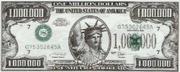 million-dollar-bill Mosaic