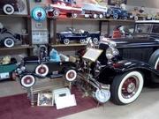 Pedal Car Museum Open House