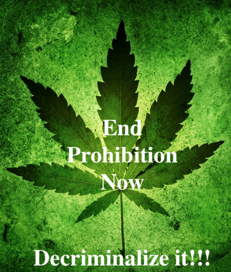 Decriminalize Cannabis