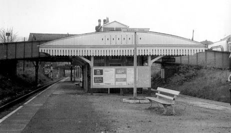 Bowes Park Station 9
