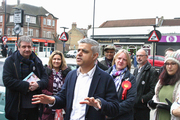 Sadiq Khan - London Mayoral Candidate