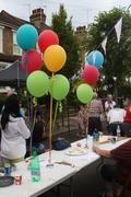Evesham, Ollerton and Stanley Road Street party 2014