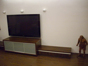 Rekonštrukcia domu, obývacia izba 2