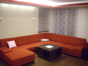 Rekonštrukcia domu , obývacia izba 1