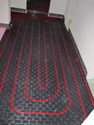 Realizácia podlahového kúrenia