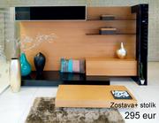 Výhodný výpredaj nábytku zo štúdia PRUNUS, Záhradnícka 74, Bratislava.
