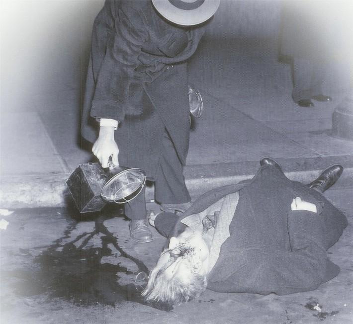 1943: Murder of journalist Carlo Tresca