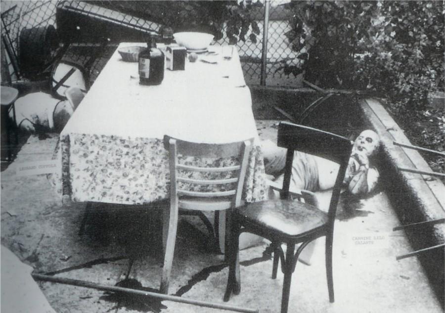 1979: Murder of Carmine Galante