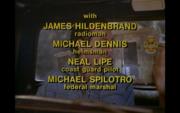 Michael Spilotro - Magnum PI Screen Credit