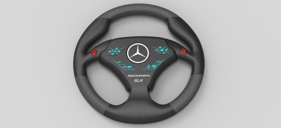 Volante Mercedes-Benz