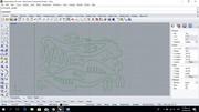 rompecabezas 3D caballito de mar