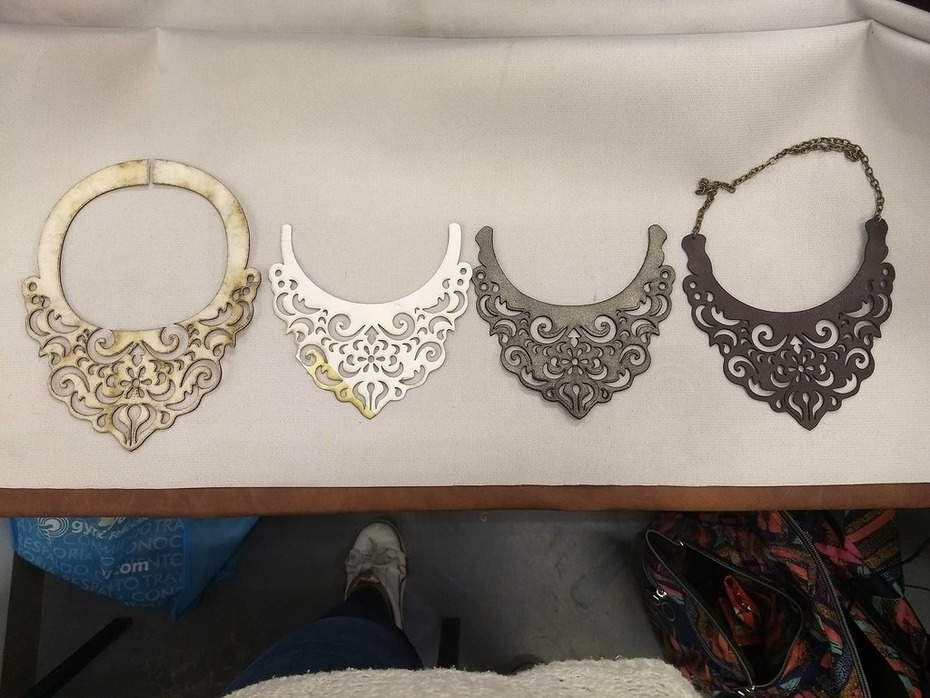 proceso collares