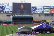 Sonia Sotomayor gives the commencement address
