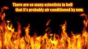 Scientists in Hell