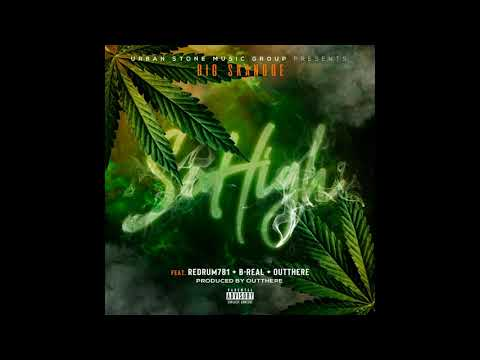 Big Skandoe Feat. RedRum781, B-Real & OutThere - So High