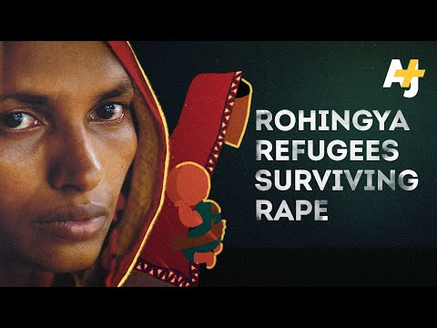 Rohingya Refugees Surviving Rape | AJ+