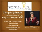 JC Lady Jazz Master Award