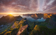 sunset-over-senja-norway