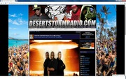Desert Storm Radio Featuring Young Gifted