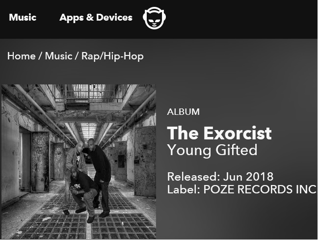 Support Yo Boyz!! The Exorcist By Young Gifted  Go To Napster Now & Download https://us.napster.com/artist/young-gifted/album/the-exorcist