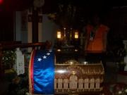 Vigila 17-18 Nov/2013 Con Reliqueas de Santa Teresita