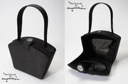grosgrain purse